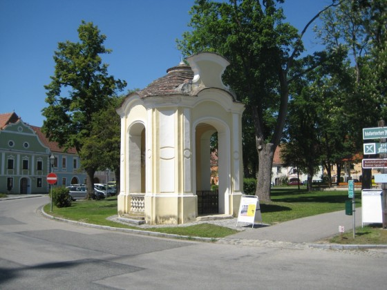 Kapelle am Hauptplatz