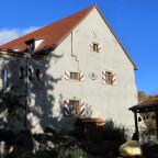 Burg Brattenstein Westseite