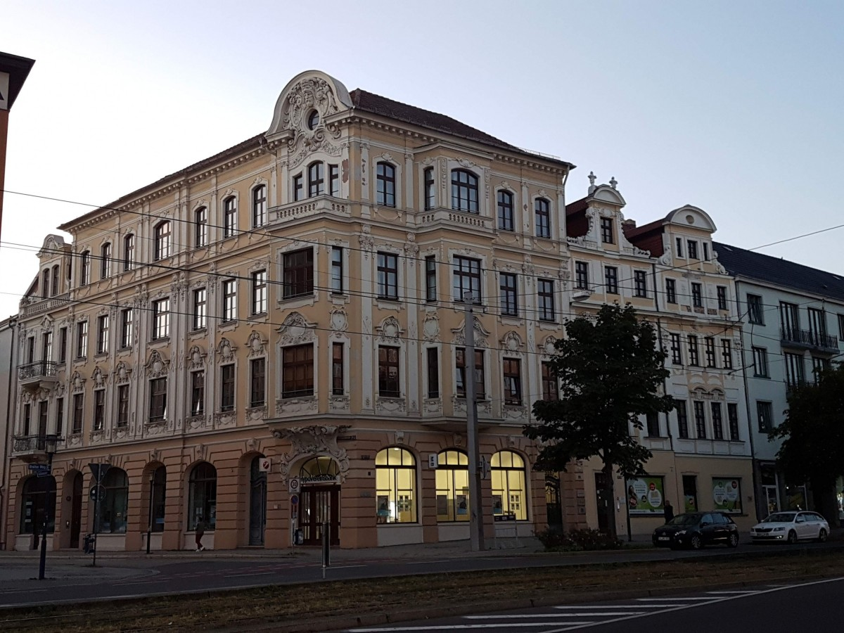 Magdeburg Breiter Weg 2020