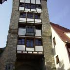 Jakobstor - Torturm in Röttingen