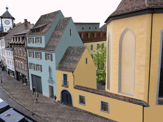 (M)eine Variante Torhaus, Augustinermuseum, Freiburg