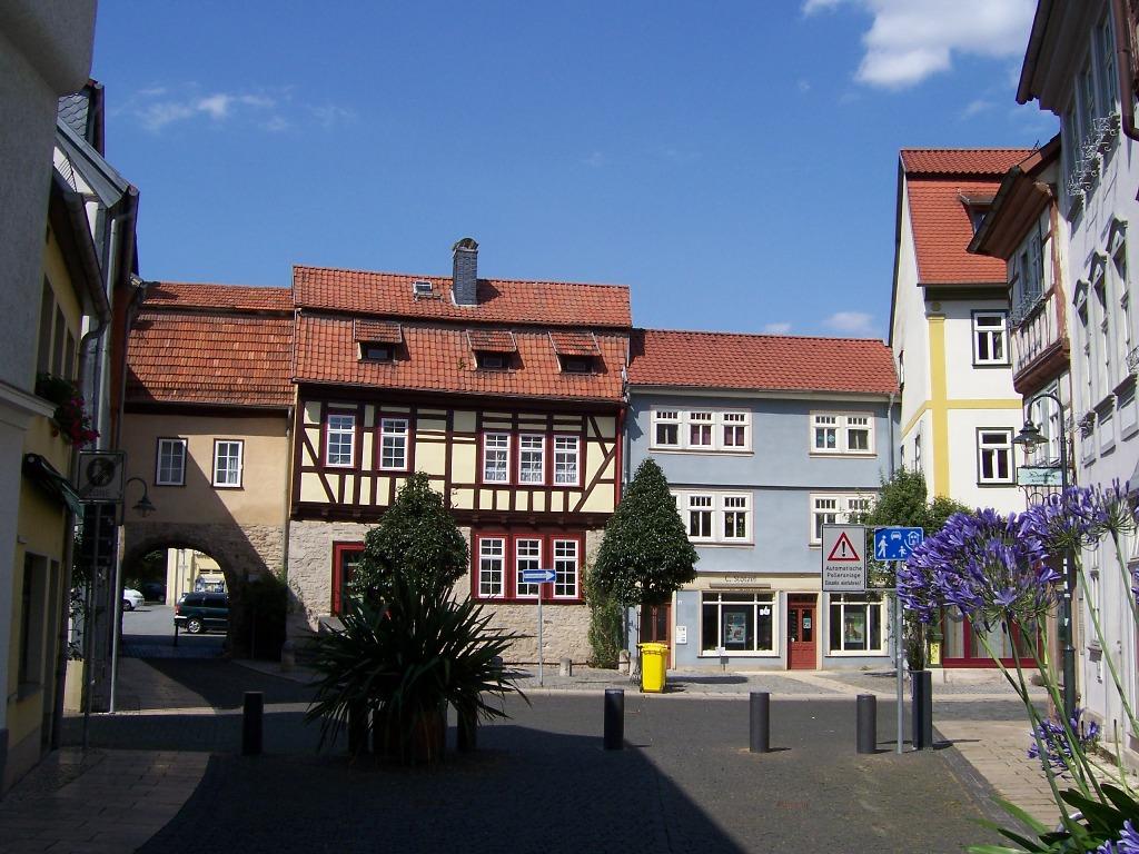 Vor dem Schlosse (1)