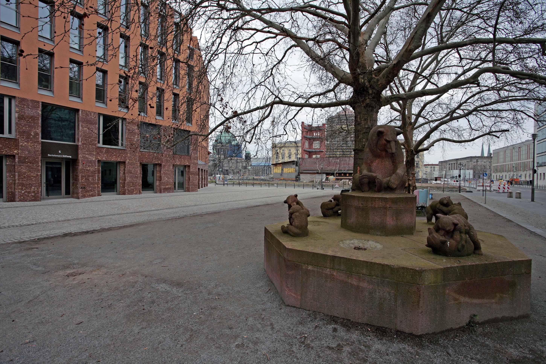 Berlin Schlossumfeld