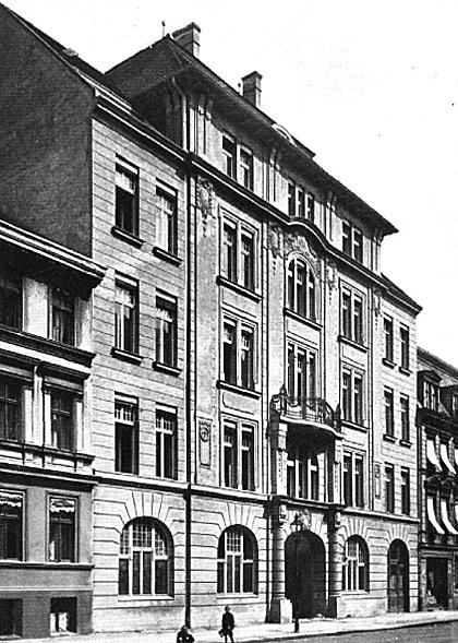 Berrlin-Spandauer Vorstadt