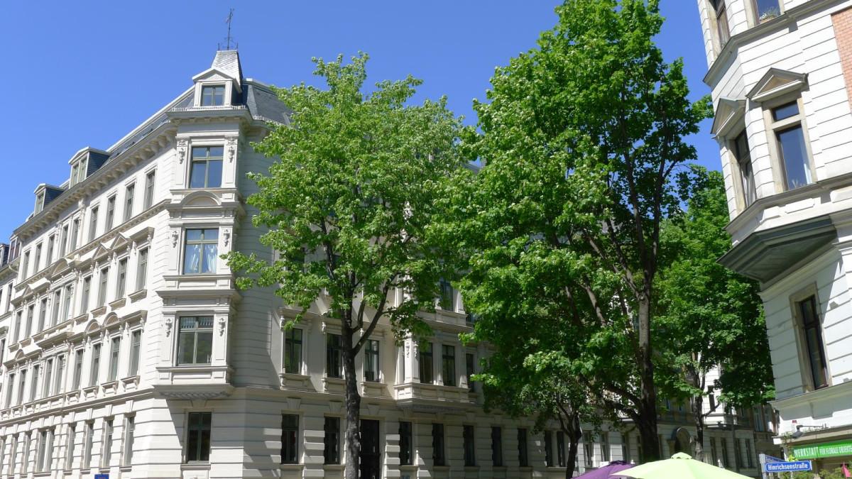Leipzig Waldstraßenviertel