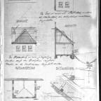 LRA Feuchtwangen, Baupläne, Feuchtwangen, Nr- 240 aus 1921, Aufnahme 4