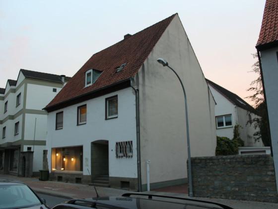 Altbau (?) an der Thomästraße