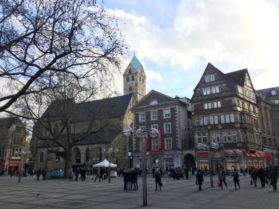 Dortmund - Ensemble am Westenhellweg