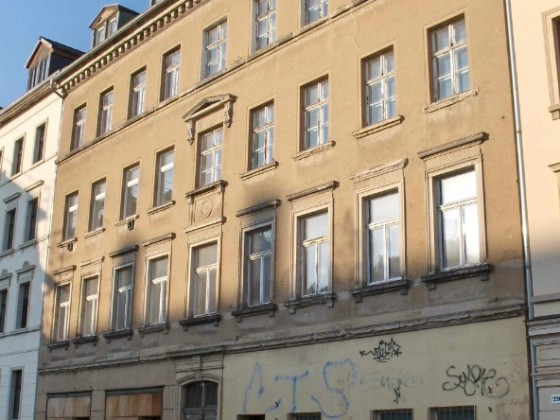 Leipzig-Ostvorstadt Sternwartenstraße 27 vorher