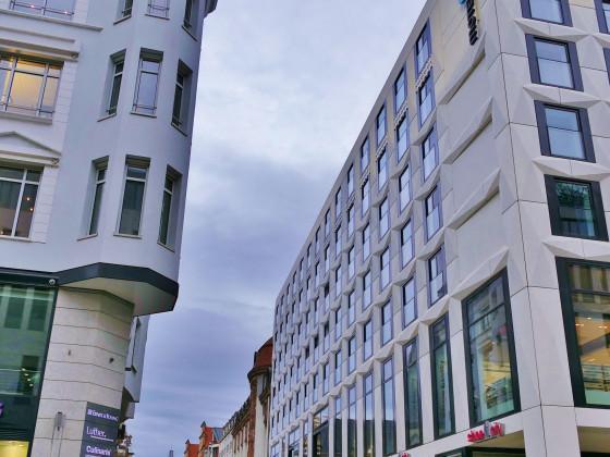 Leipzig - Blick in die Ritterstraße - 2016