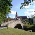Brendbrücke