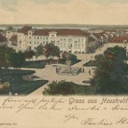 Neustrelitz Marktplatz 1901