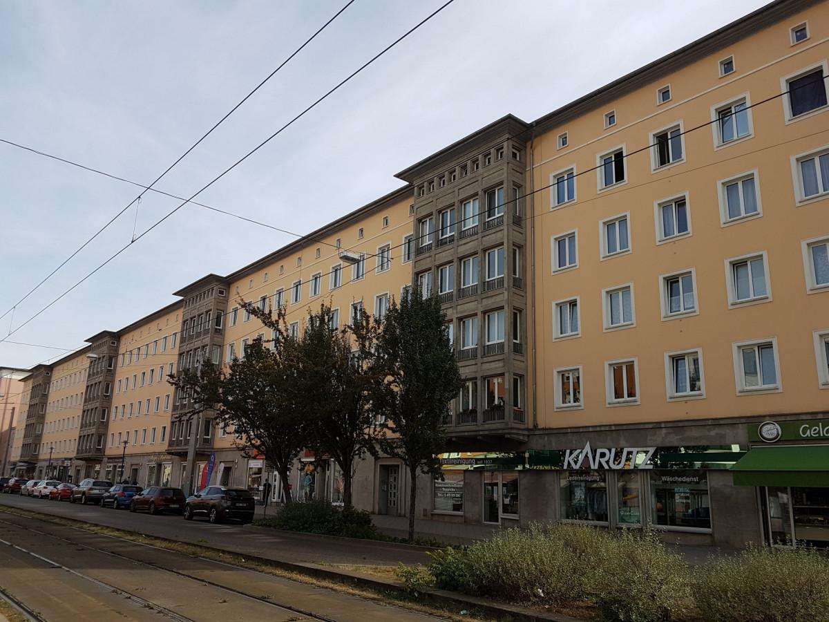 Magdeburg Sozialistischer Klassizismus