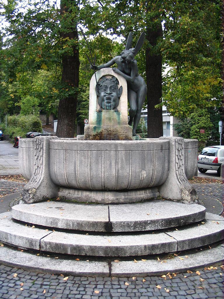 Stuttgart Brunnen