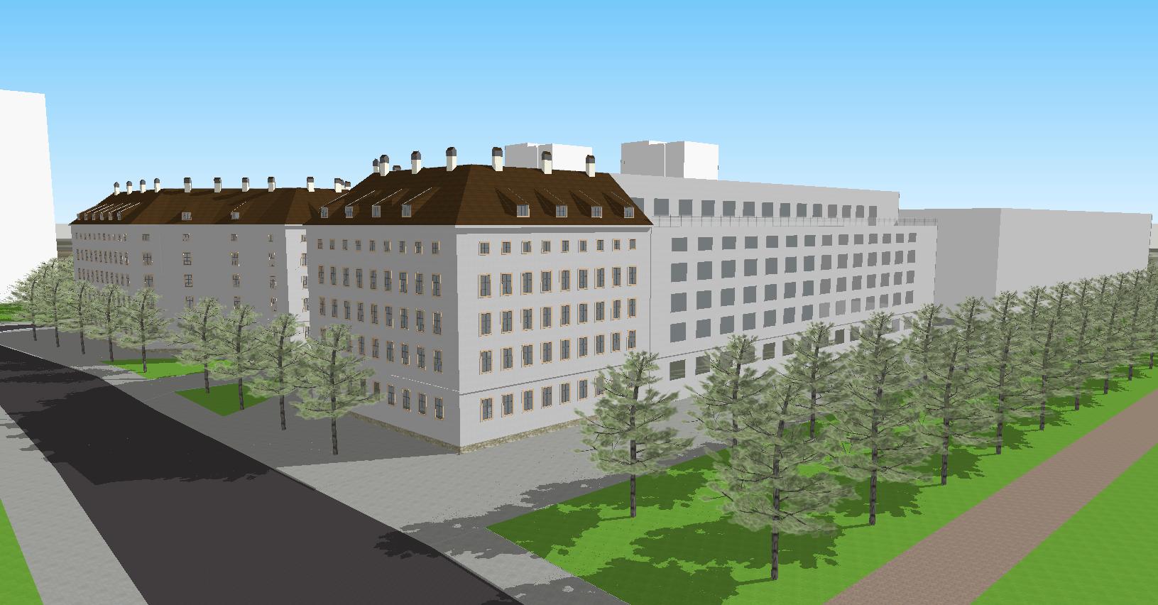 Schule von Blüherstraße