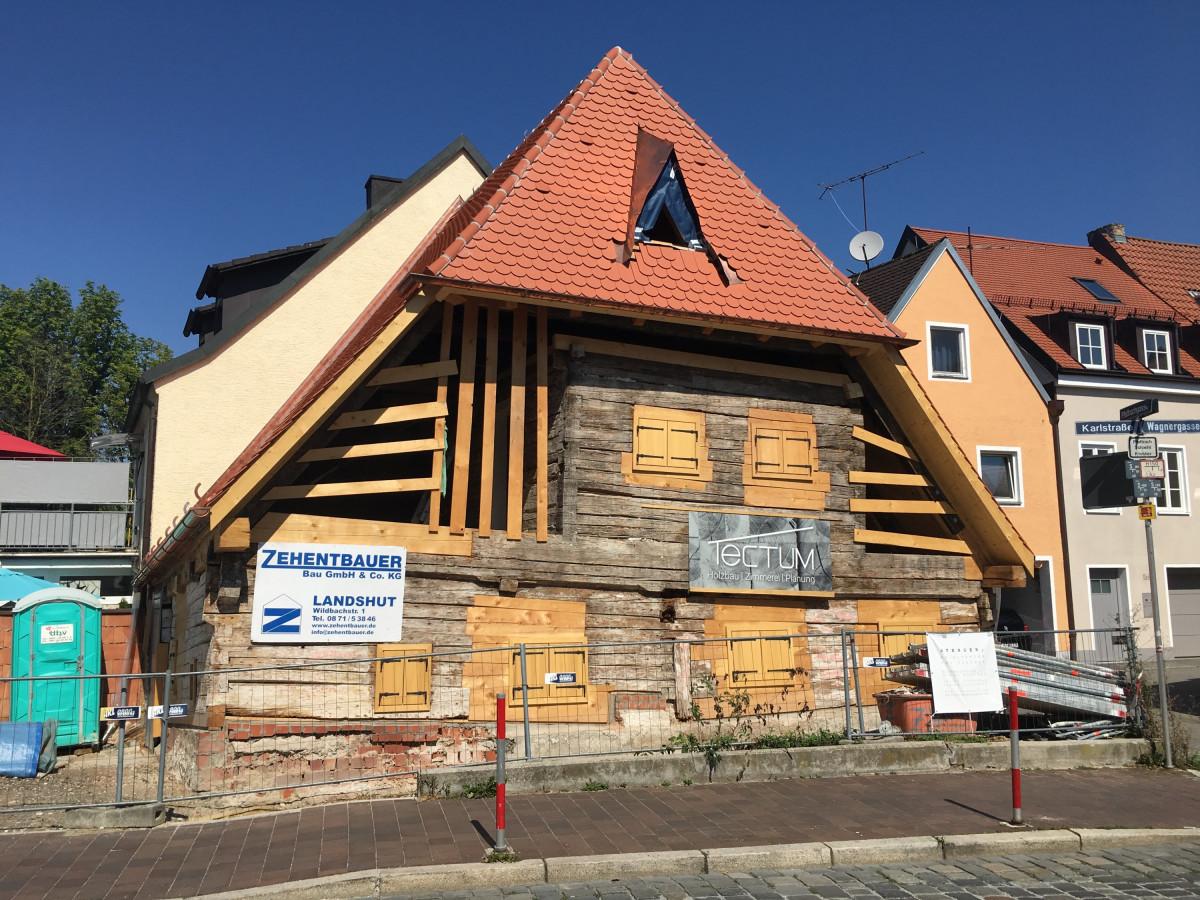 Landshut Pfettrachgasse 7 1