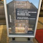 Bild der neuen Fassade des Dortmunder Karstadt-Hauses