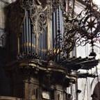 Kathedrale Lissabon Evangelienorgel, ( Peres Fontanes 1788 )