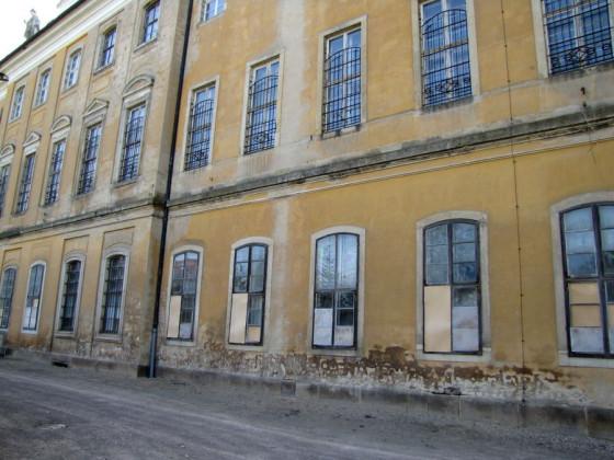 Nordflügel des Hauptpalais