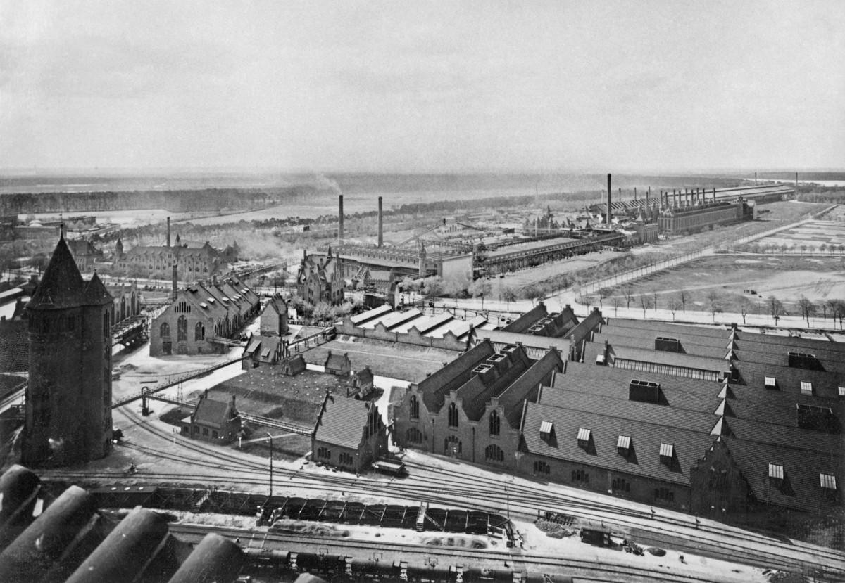 Gaswerk VI Tegel