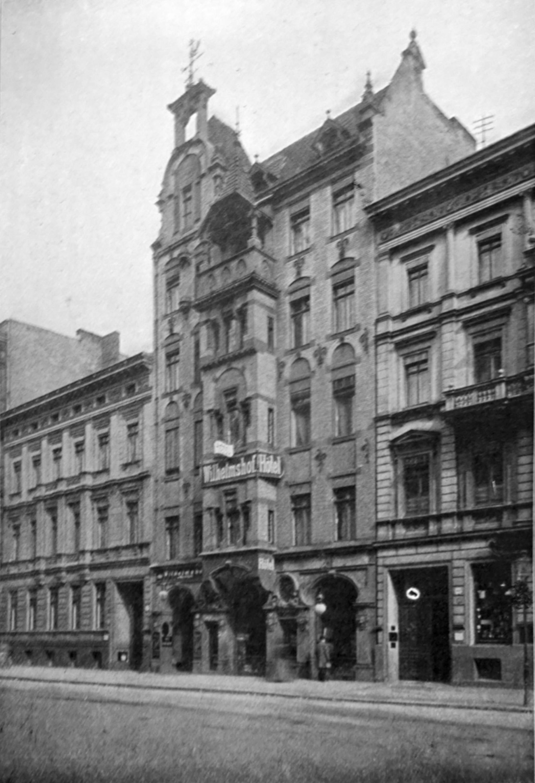 Berlin-Wilhelmstraße