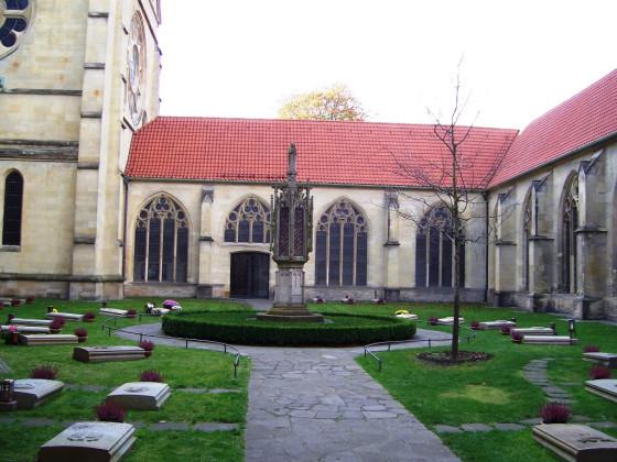 Kreuzgang Münster (1)