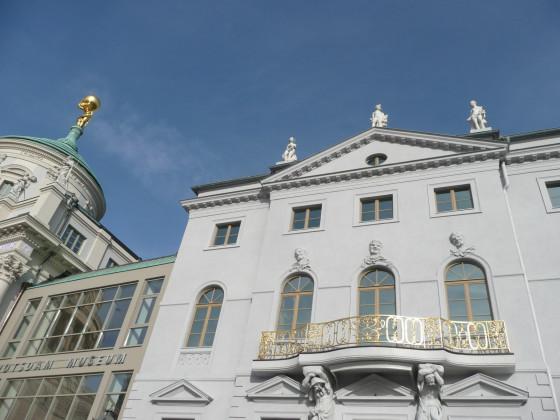 Potsdam Alter Markt Okt 2012