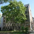 Leipzig Ostvorstadt Hinterhaus