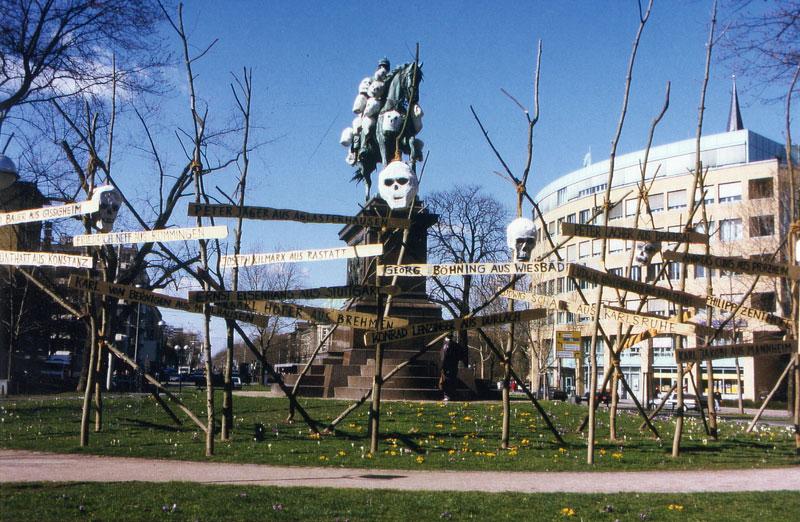 Kaiser-Wilhelm-Denkmal   Karlsruhe