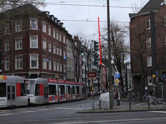 Düsseldorf Brunnenstraße