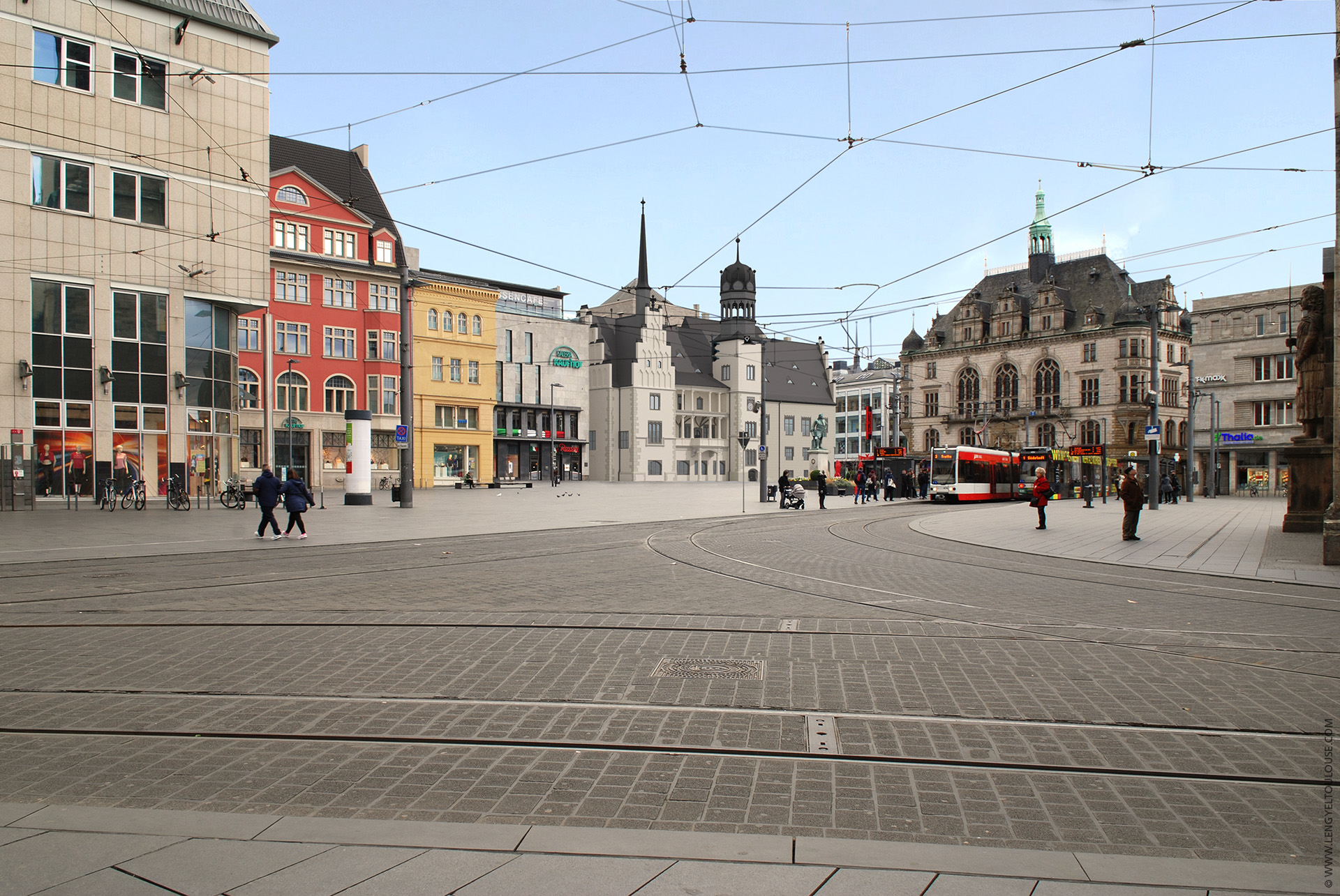 Altes Rathaus Halle