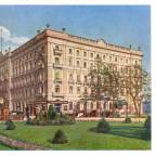 Kaiserhof Berlin 1900