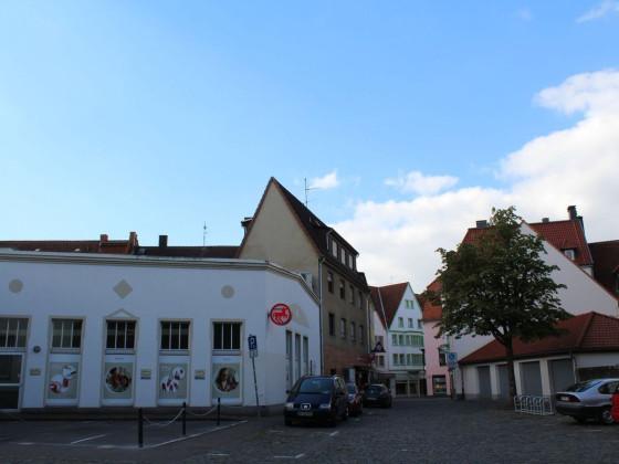 Schweinemarkt in Richtung Brüderstraße