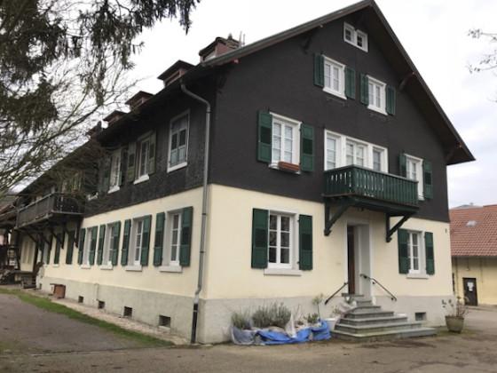 Flößerweg Baden-Baden