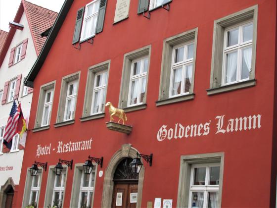"""""""Zum goldenen Lamm """""""