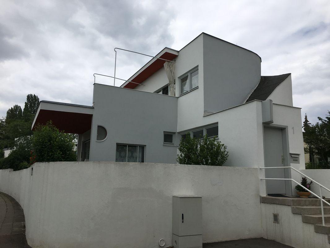 Einfamilienhaus von Hans Scharoun