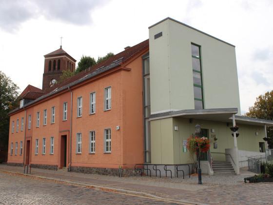 Storkow Altstadt