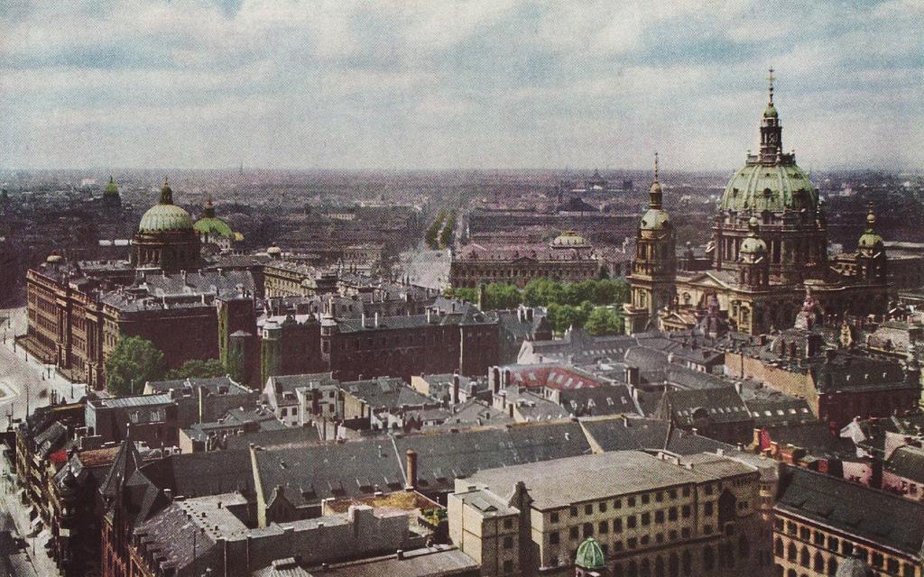 Schloss Berlin 1900
