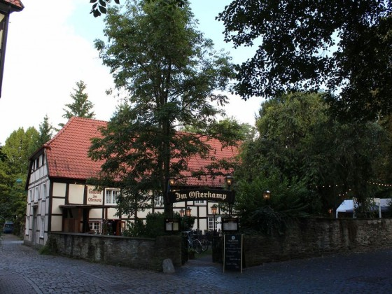 Gaststätte Osterkamp am Schweinemarkt