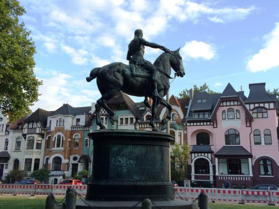 Bremen, Kaiser Friedrich III. Denkmal