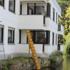 Wippe am Großen Teich