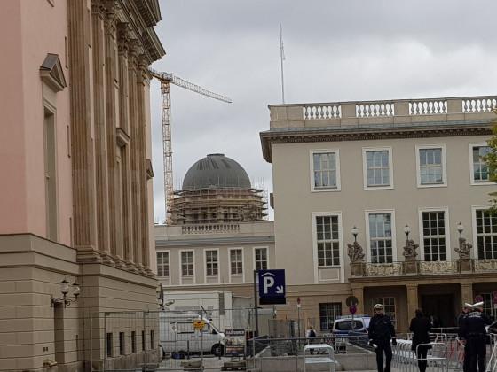 Berliner Schloss 3.10.2018