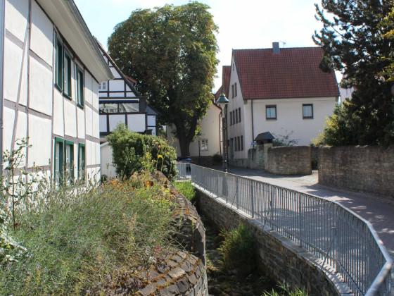 Renaturierter Soestbach