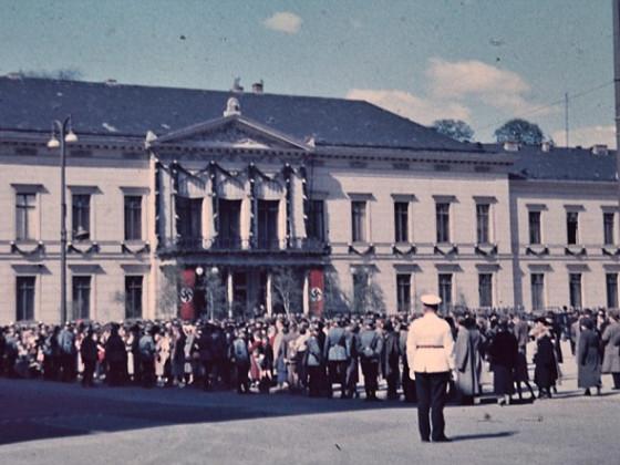 Wilhelmplatz 1937