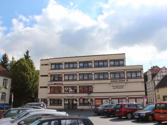 60er-Jahre-Architektur in Soest am Kohlbrink