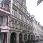 Alter Markt erhaltene Häuser