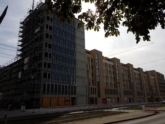 Magdeburg Breiter Weg Sept. 2020