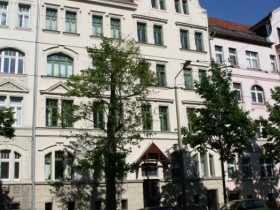 Leipzig-Gohlis Landsberger Straße 38 nachher