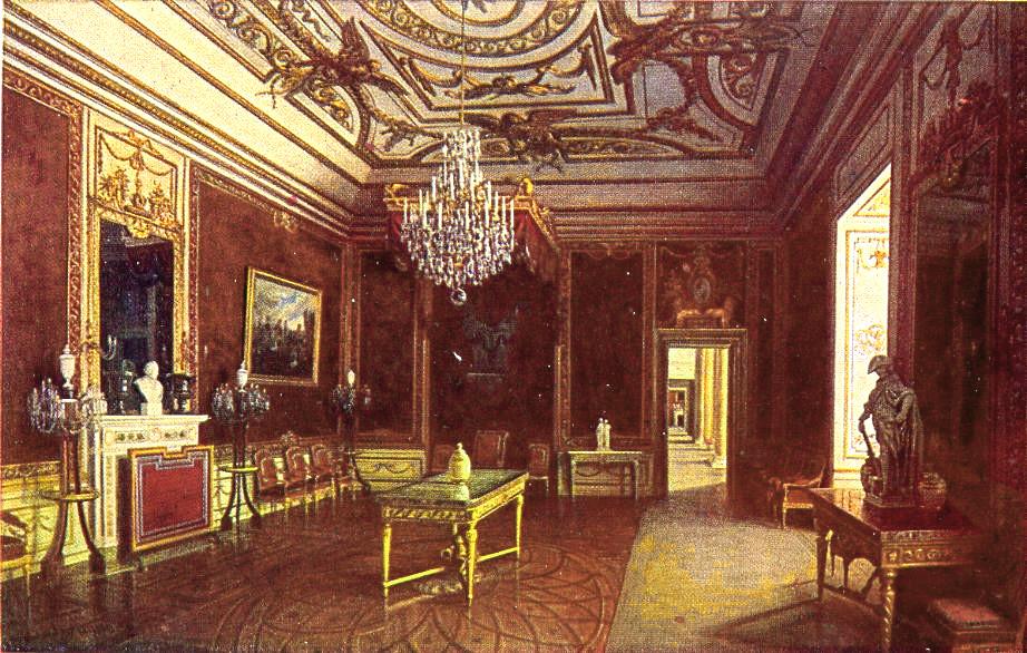 Schloss Berlin Speisesaal 1940