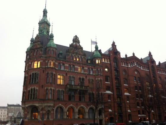 Hamburg Weihnachten 2013